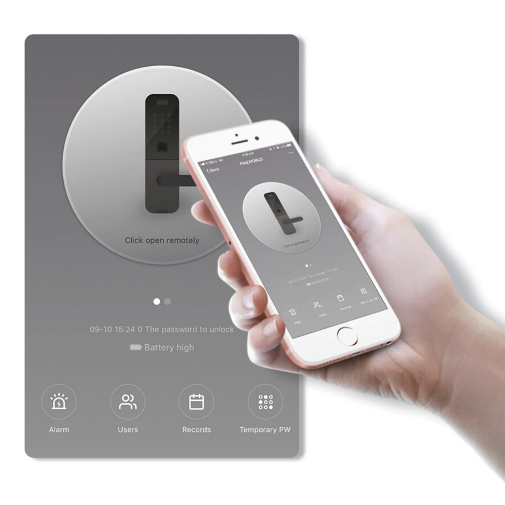 AZURA SMART HOME 4-1 Azura Smart Locks
