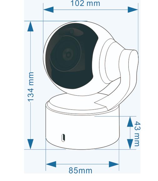 AZURA SMART HOME camera Azura Cameras