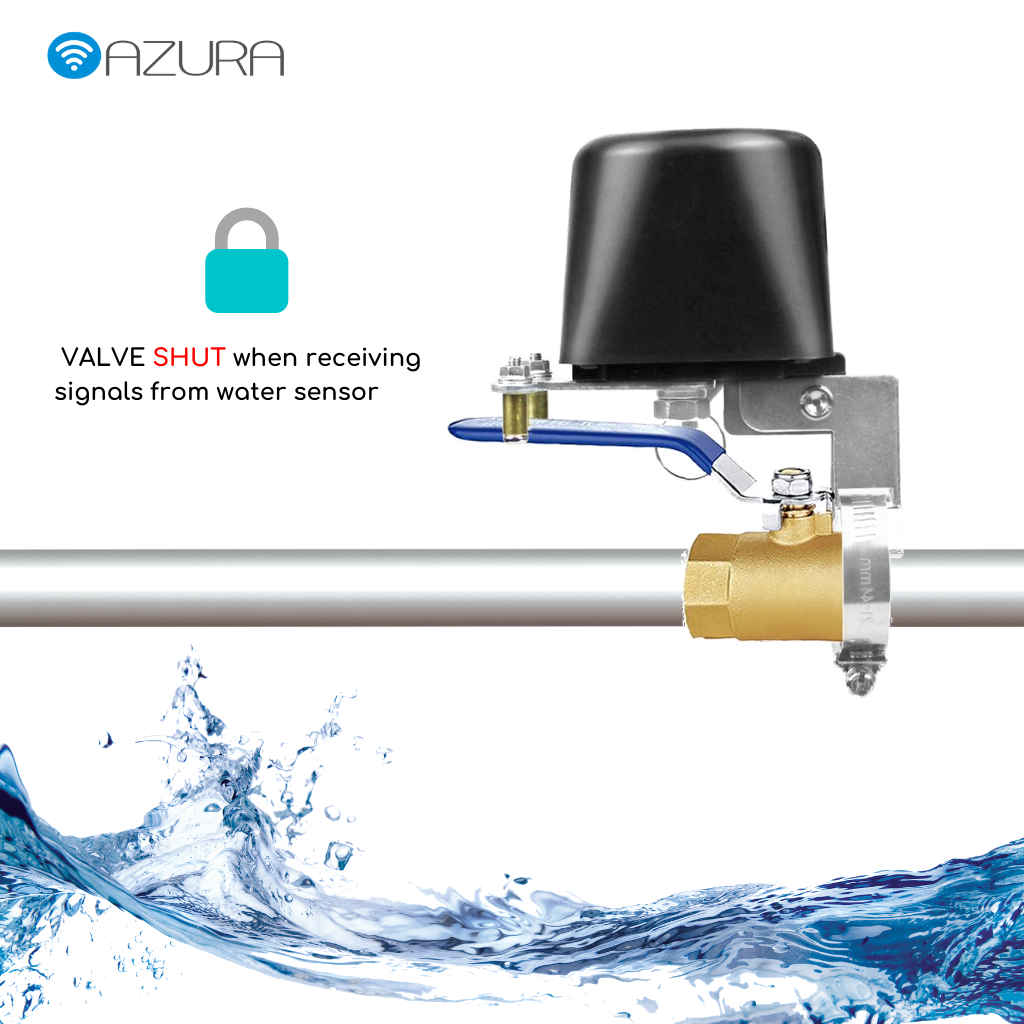 AZURA SMART HOME valve1 Water System